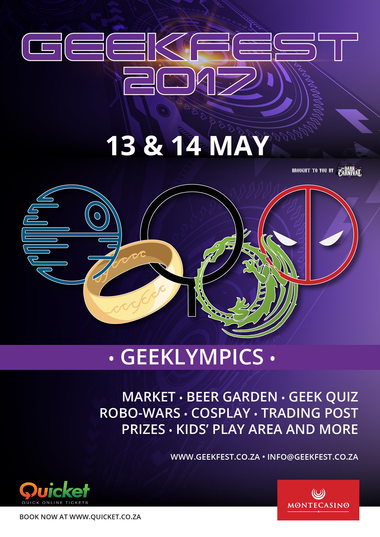 Announcing: GeekFest 2017
