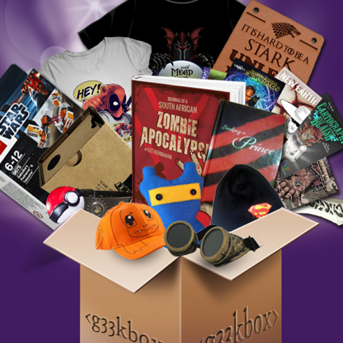 Win the Ultimate GeekBox!